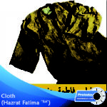 Cloth Hazrat Fatima R.A