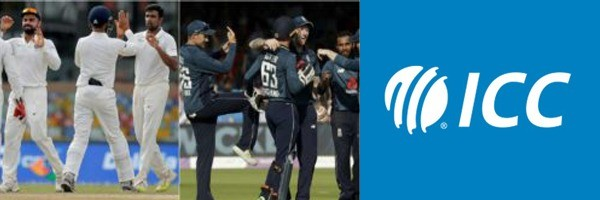 ICC CRICKET RANKING
