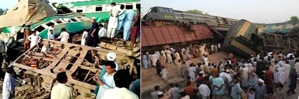 AKBAR EXPRESS CRASH