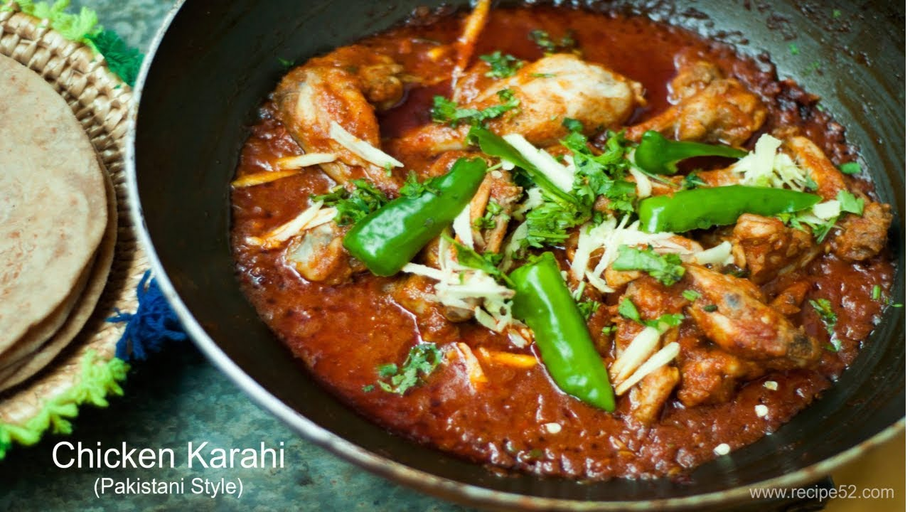 Chicken Karahi Recipe in Urdu Hindi Kadai Chicken Sindhi Style