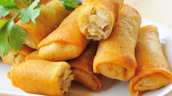 Instant Chicken Roll Recipe homemade for Iftaar,