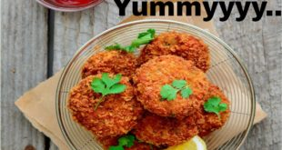 Khatarnaak Homemade Crispy Chicken Potato Cutlets Recipe