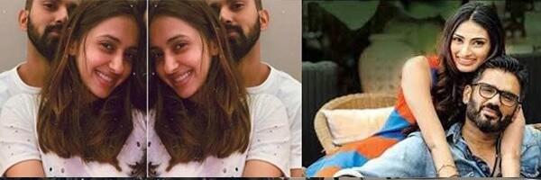 Athiya Shetty has a relationship