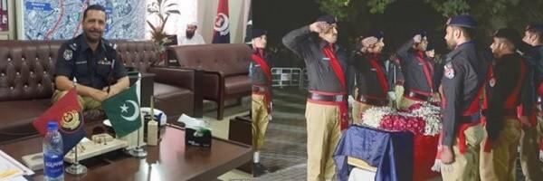 Peshawar police SP's tortured