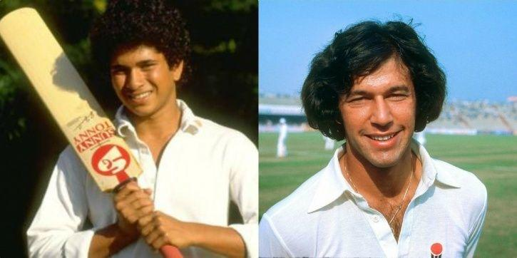 Thirty years ago, today, what did Tendulkar say about Imran Khan