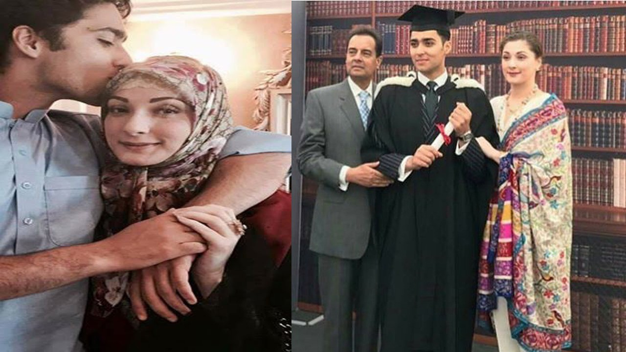Maryam Nawaz son Junaid Safdar made a big decision