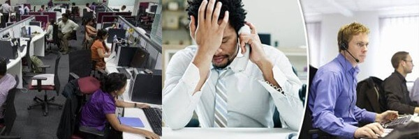 office Alarming Situation