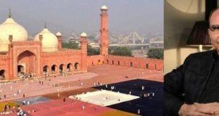 Give me the Badshahi Masjid