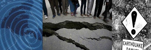 Earthquake tremors in Islamabad