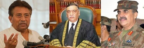 Raheel Sharif offered security
