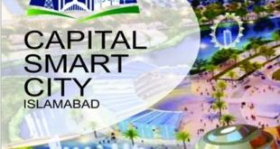 Capital Smart City Islamabad (CSCI)