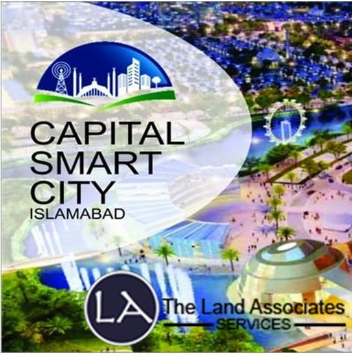 Capital Smart City Islamabad (CSCI)