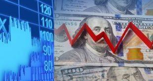 dollar is falling