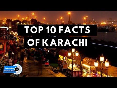 Top 10 Facts about Karachi