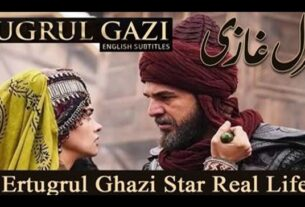 Ertugrul Ghazi Actors Real Life