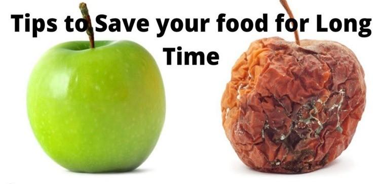 Food Last Longer Top 10 Tips