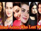 Pakistani Actress Who Lost Weight