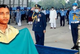 Air Staff Chief Marshal Mujahid Anwar Khan