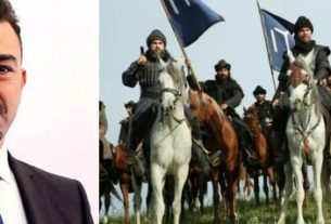 "SHAAN'S OPPOSITION TO ""ERTUGRUL GHAZI"" HAS NOW BEEN CALLED A ""MASTERPIECE"""