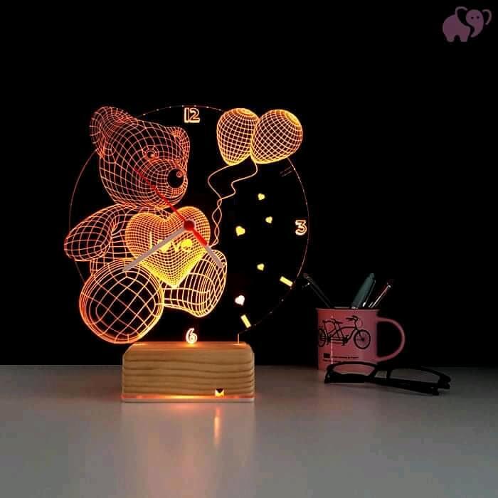 Customized Table LED Lamp