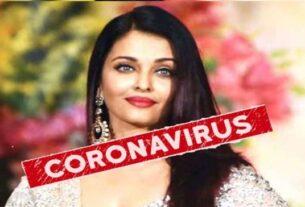 AISHWARYA RAI, A VICTIM OF CORONAVIRUS, BECAME UNWELL