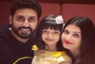 AISHWARYA RAI AND HER DAUGHTER ARADHYA ALSO TESTED POSITIVE FOR CORONA