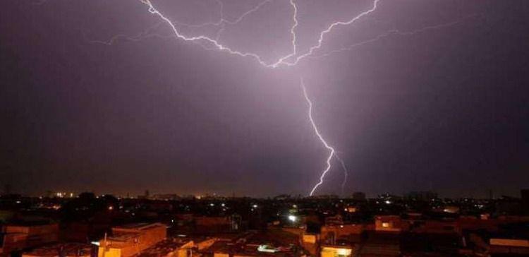 THUNDERSHOWERS, RAIN FORECAST TODAY IN KARACHI