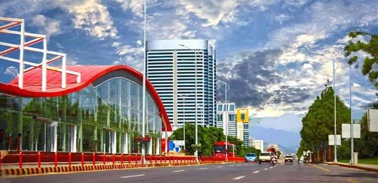 Islamabad New Blue Zone