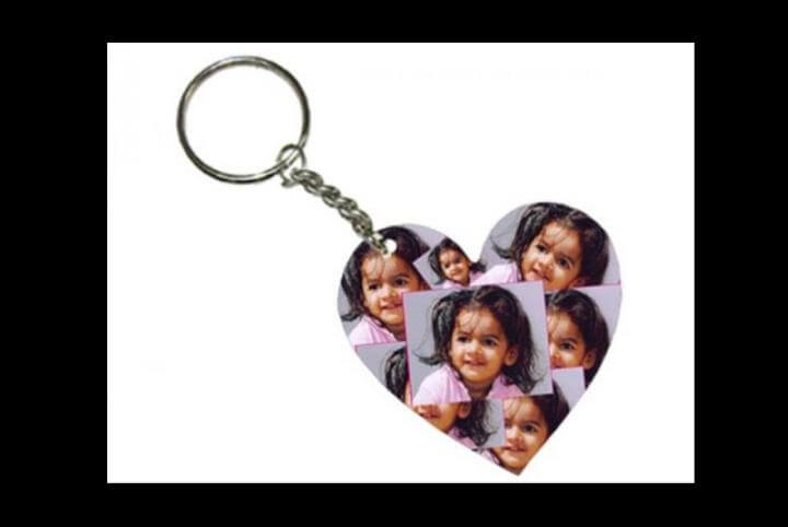 Customized Acrylic picture Keychain