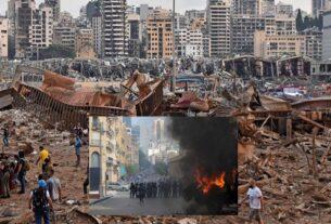 Beirut buries