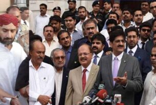 investigation against federal minister Ali Zaidi