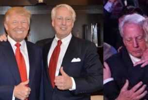 Trump's younger brother is passing away