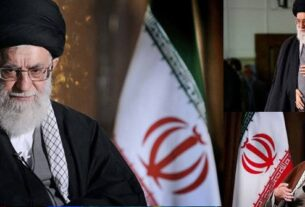 Ayatollah Khamenei says the war with Iraq