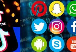 TikTok calls on social media sites