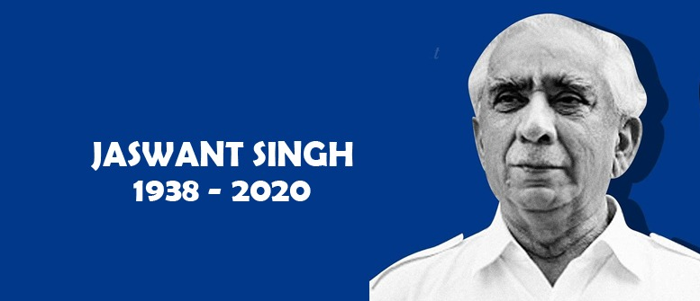 Jaswant Singh of India, a BJP leader who admired Jinnah