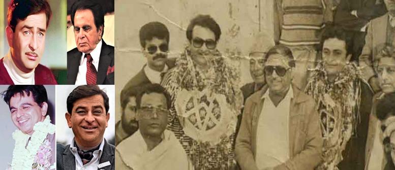 KP govt to buy Dilip Kumar