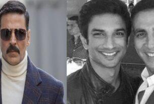 Indian megastar Akshay Kumar
