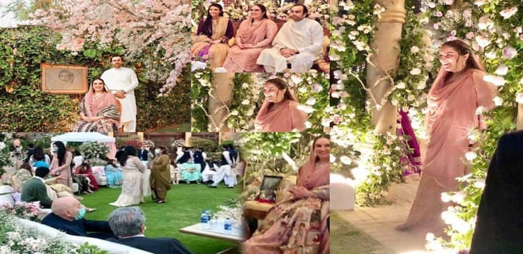 BAKHTAWAR BHUTTO GOT ENGAGED WITH MAHMOOD CHAUDHRY