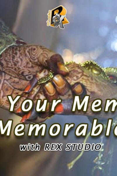 Make Your Memories Memorable with REX Studio