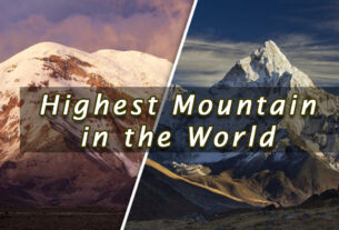 Highest Mountain In The World