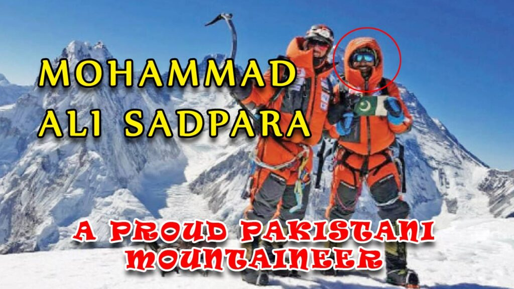 Ali Sadpara - The brave and iconic climber of Pakistan Missing Since 5 February 2021