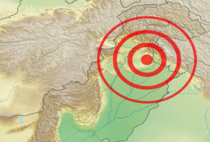 6.4-Magnitude Earthquake in Pakistan & India shook many cities