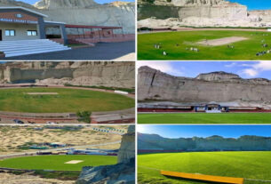 ICC SURPRISED THE WORLD BY SHARING STUNNING PHOTOS OF GWADAR CRICKET STADIUM