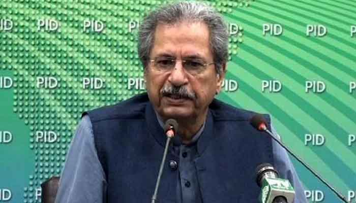 Shafqat Mehmood important announcement
