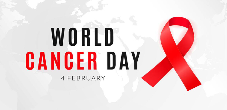 THE WORLD CANCER DAY