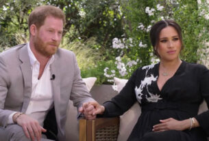 Meghan advises Oprah about her time as a princess