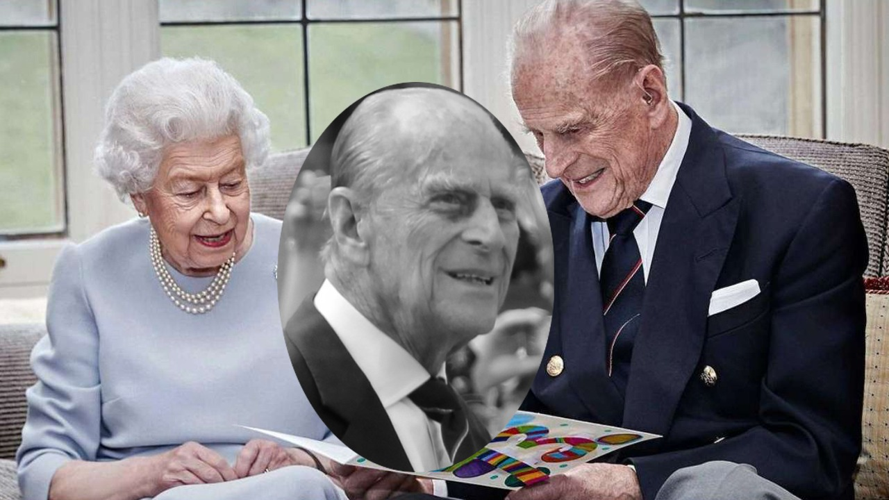 Prince Philip age 99 died in Buckingham Palace