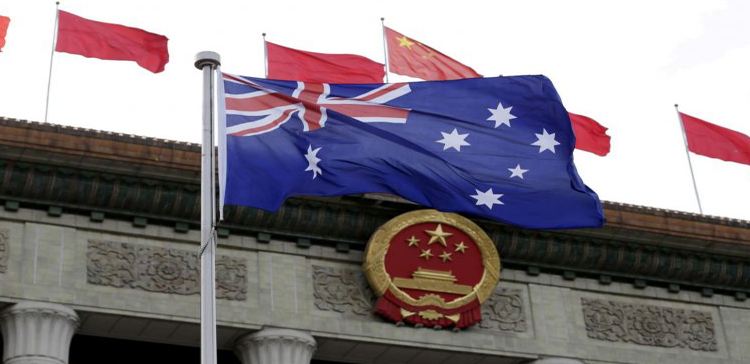 Australia & China Relation with Regards to Exporting State !
