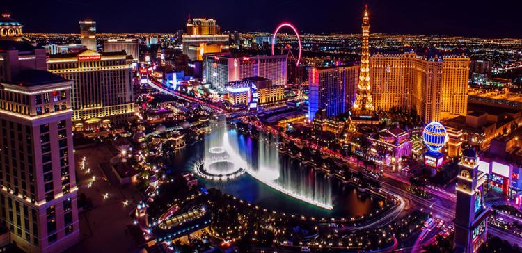 The most distinctive features of Las Vegas
