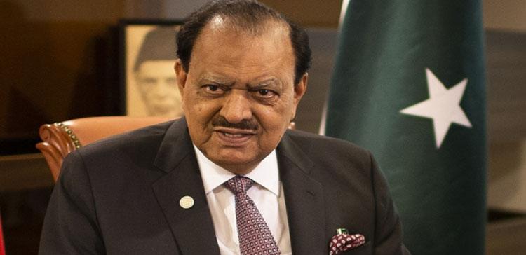 Ex-president Mamnoon Hussain Died of Cancer in Karachi